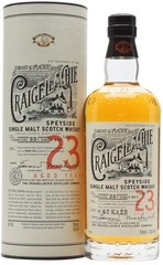 Виски Craigellachie 23 Years Old, in tube, 0.7 л