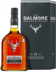 Виски Dalmore 15 years old, gift box, 0.7 л