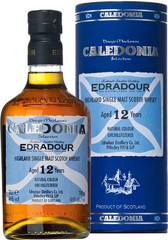 Виски Edradour Caledonia 12 years old , 0.7 л