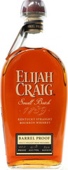 Виски Elijah Craig Barrel Proof , 0.75 л