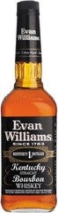 Виски Evan Williams Extra Aged Black, 0.75 л.