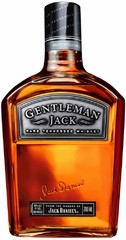 Виски Gentleman Jack Rare Tennessee Whisky, 0.75 л