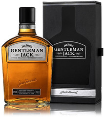 Виски Gentleman Jack Rare Tennessee Whisky, gift box, 0.75 л