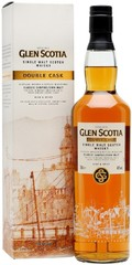 Виски Glen Scotia Double Cask, gift box, 0.7 л
