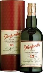 Виски Glenfarclas 15 years, 0.7 л