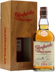 Виски Glenfarclas 1954 Family Casks wooden box, 0.7 л.