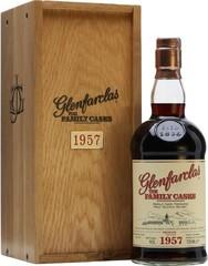 Виски Glenfarclas 1957 Family Casks in wooden box, 0.7 л.