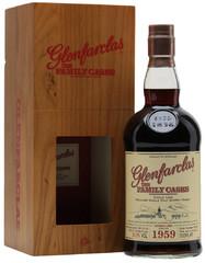 Виски Glenfarclas 1959 Family Casks in wooden box, 0.7 л.