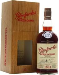 Виски Glenfarclas 1961 Family Casks in wooden box, 0.7 л.