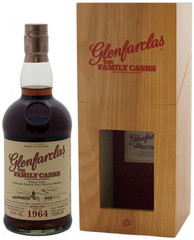 Виски Glenfarclas 1964 Family Casks, 0.7 л
