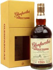 Виски Glenfarclas 1965 Family Casks, 0.7 л