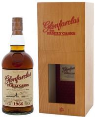 Виски Glenfarclas 1966 Family Casks , 0.7 л