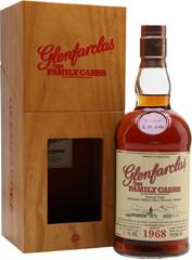 Виски Glenfarclas 1968 Family Casks in wooden box, 0.7 л.