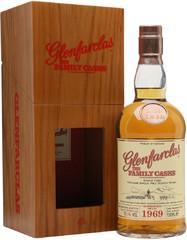 Виски Glenfarclas 1969 Family Casks in wooden box, 0.7 л.