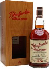 Виски Glenfarclas 1970 Family Casks wooden box, 0.7 л.