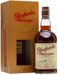 Виски Glenfarclas 1971 Family Casks in gift box, 0.7 л.