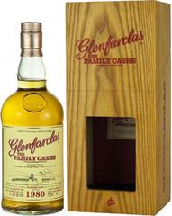 Виски Glenfarclas 1980 Family Casks in gift box, 0.7 л.