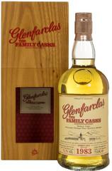 Виски Glenfarclas 1983 Family Casks in gift box, 0.7 л.