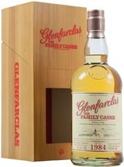 Виски Glenfarclas 1984 Family Casks in gift box, 0.7 л.