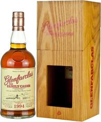 Виски Glenfarclas 1994 Family Casks in gift box, 0.7 л.