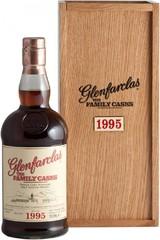 Виски Glenfarclas 1995 Family Casks in gift box, 0.7 л.