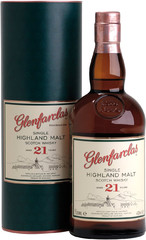 Виски Glenfarclas 21 years, 0,7 л