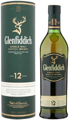 Виски Glenfiddich 12 Years Old, in tube, 0.75 л