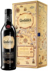 Виски Glenfiddich, Age of Discovery Madeira Cask 19 years, in gift box, 0.7 л