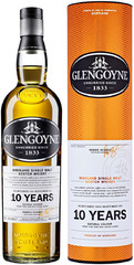 Виски Glengoyne 10 Years Old In Tube, 0.7 л