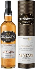 Виски Glengoyne 18 Years Old gift box, 0.7 л.