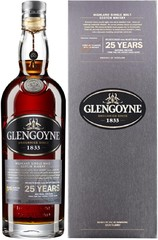 Виски Glengoyne 25 Years Old, 0.7 л