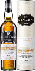 Виски Glengoyne Cask Strength Batch 7 in tube, 0.7 л.