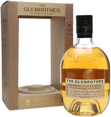 Виски Glenrothes Bourbon Cask Reserve, gift box, 0.7 л