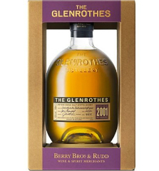 Виски Glenrothes Single Speyside Malt 2001 13 Years 0.7 л