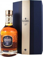 Виски Grant's Aget 25 years gift box ,0,7
