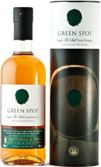 Виски Green Spot Irish Whiskey ,0.7 л