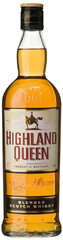 Виски Highland Queen 3 Years Old, 0.7 л