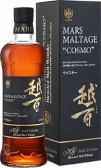 Виски Hombo Shuzo Mars Maltage Cosmo, gift box, 0.7 л