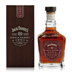 Виски Jack Daniels Single Barrel Rye, 0.7 л