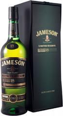 Виски Jameson 18 Years Old, with box, 0.7 л