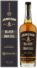 Виски Jameson Black Barrel, gift box, 0.7 л