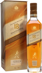 Виски Johnnie Walker 18 Years Old, gift box, 0.7 л
