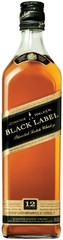 Виски Johnnie Walker Black Label, 0.7 л.