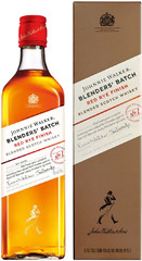 Виски Johnnie Walker Blenders' Batch Red Rye Finish, 0.7 л.