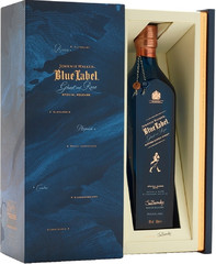 Виски Johnnie Walker Blue Label Ghost and Rare, 0.7 л.