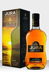 Виски Jura Origin Aged 10 Years, 0.7л
