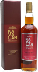 Виски Kavalan Sherry Oak Gift Box, 0.7 л