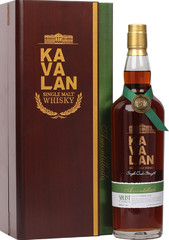 Виски Kavalan Solist Amontillado Sherry Cask Gift Box, 0.7 л