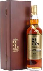 Виски Kavalan Solist Fino Sherry Cask gift box, 0.7 л.