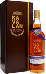 Виски Kavalan Solist Moscatel Sherry Cask Gift Box, 0.7